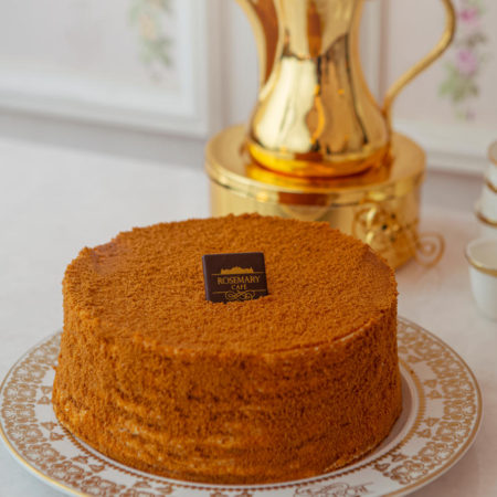 Lotus Honey Cake